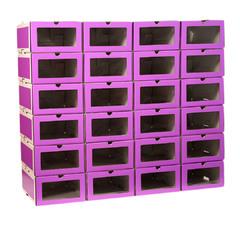 zapatero violeta