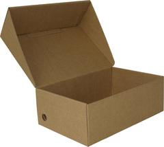caja zapatos postal